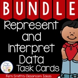 3rd Grade Go Math Chapter 2 Represent and Interpret Data Task Cards Bundle