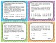 4th Grade Math Task Cards for Operations and Algebraic Thinking