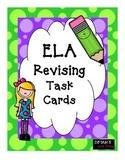 4th Grade Task Cards for ELA- Revising TEKS Aligned STAAR Review