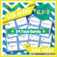 5th Grade Geometry Task Cards 5.G Bundle: ALL Geometry Tas