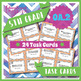 5th Grade Math Task Cards Bundle - ALL Operations & Algebraic Thinking (OA) CCSS