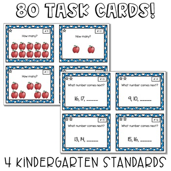 Differentiated More/Less Task Cards