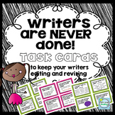 Editing and Revising Task Cards