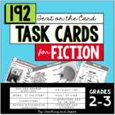Task Cards for Fiction (2nd-3rd Grade)