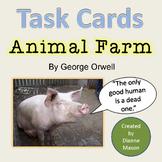 Animal Farm Task Cards