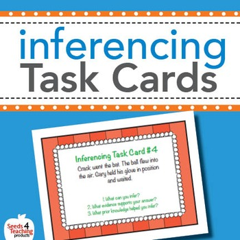Task Cards for Inferencing