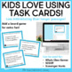 Task Cards for Informational Text Structures for 3rd - 5th Grade