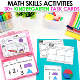 Task Cards for Kindergarten | Math