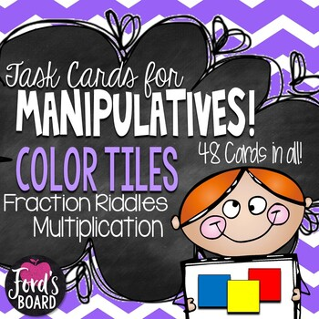 Using Color Tiles to Explore Fractions and Multiplication