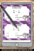 Dividing Fractions by Fractions, 5th Grade Math Dividing Fractions Task Cards