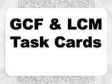 Task Cards for NS 4