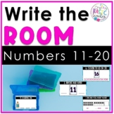 Task Cards for Numbers 11 -20 (Scoot)