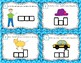Task Cards for Reading and Writing CVC Pattern Words Grades K -1