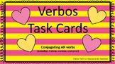 Task Cards for Regular -AR Verbs
