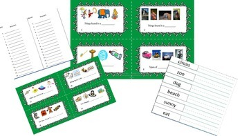 Task Cards for Teaching Inference to Early Elementary