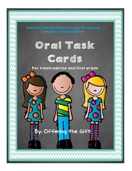 Task Cards for Transitions, Centers, and Five Minute Fillers