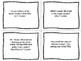 Task Cards for the novel The Lovely Bones by Alice Sebold