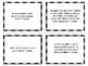 Writing Prompt Task Cards for the novel Wonder by R.J. Palacio