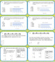 Task Cards to Review Probability & Statistics for Math SOL