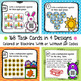 Task Cards with a Twist MULTIPLICATION ALL SEASONS BUNDLE Jokes-Riddles-QR Codes