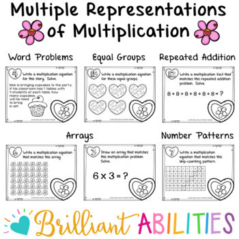Task Cards with a Twist: Valentine's Day Multiplication FREEBIE Jokes-QR Codes