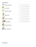 Task Checklist with Pictures