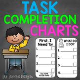 Task Completion List