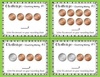 Math Task Cards Grade 1 & 2