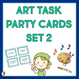 Art Task Party Cards Set 2
