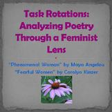 Task Rotations:  Feminism in Poetry