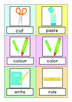 Task Sequencing Cards
