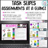 Distance Learning Assignment Slides to Use With PowerPoint