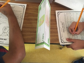 Task Tents™: Cells and Microorganisms {5th Grade}