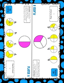 Task Tents™ - Math Edition {3rd Grade Unit 5}