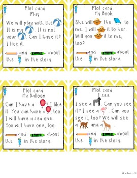 Task cards: Character, Setting, and Plot (differentiated)