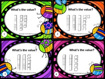 Task cards (Place Value)