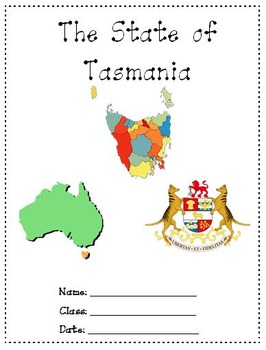 Tasmania A Research Project