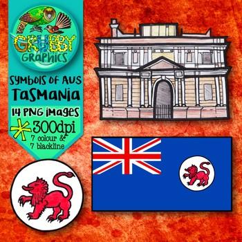 Tasmania {Official symbols & landmarks of Australia}