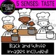 Taste: Five Senses Clipart {Creative Clips Clipart}