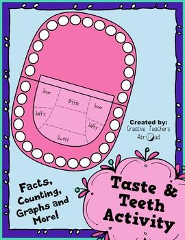 Taste & Teeth Activity