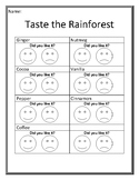 Taste The Rainforest