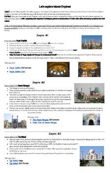 Taste of Islamic Empires (Virtual Tour)