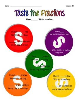 Taste the Fractions