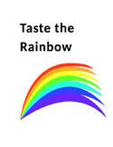 Taste the Rainbow-Activity
