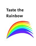 Taste the Rainbow- Lesson Plan