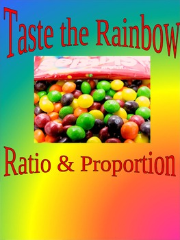 Taste the Rainbow of Ratio and Proportion
