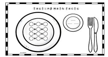 Tasting Math Facts