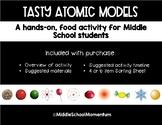 Tasty Atomic Models Activity