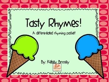 Tasty Rhymes
