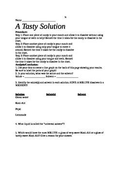 Tasty Solution